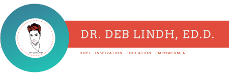 Dr. Deb Lindh, PTSD Recovery Logo